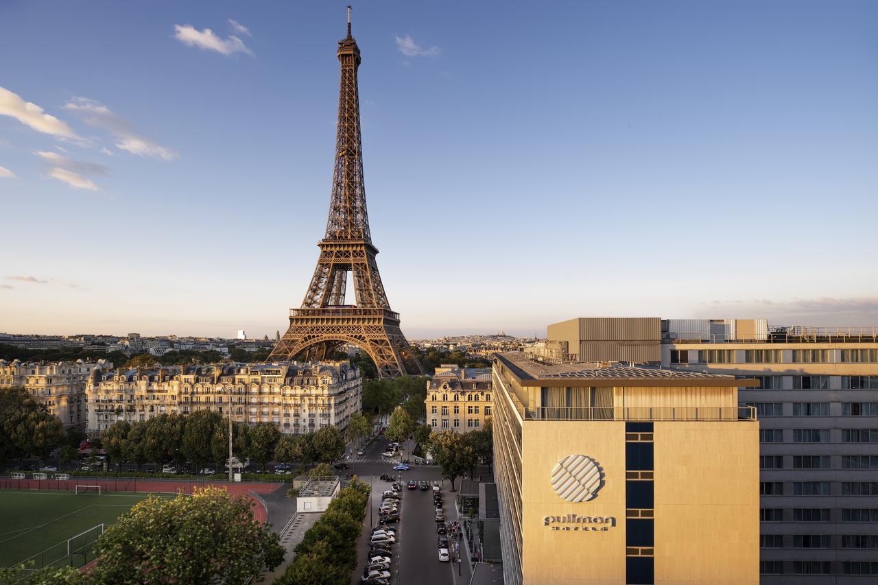 Pullman Paris Tour Eiffel Paris France Hotel Website